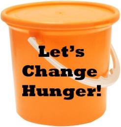 Orange Bucket
